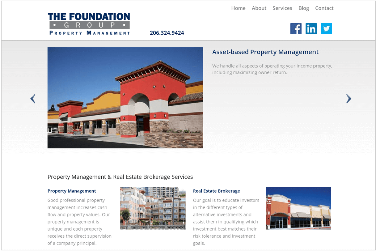 The Foundation Group Management