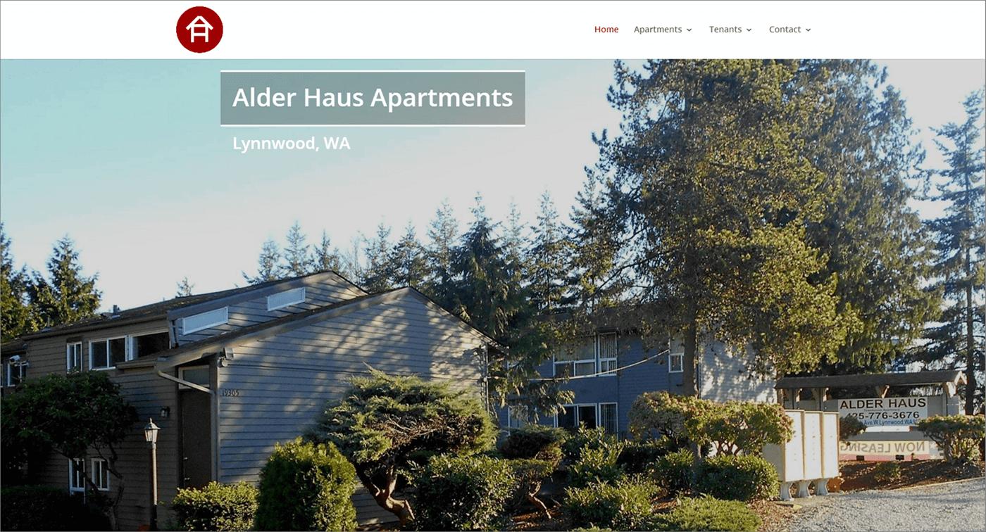 Alder Haus Apartments