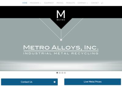 Metro Alloys