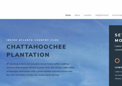 Chattahoochee Plantation HOA
